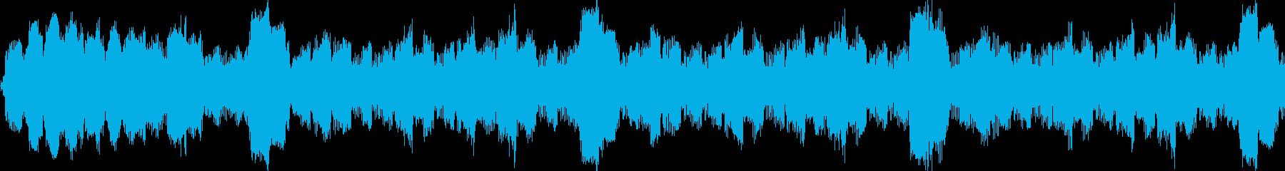 ロボットが動くの再生済みの波形