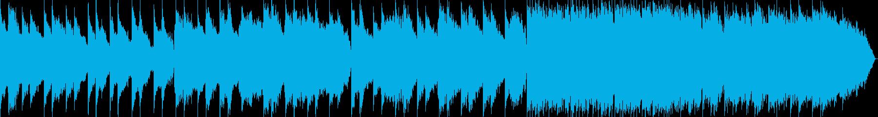 a nice pop trackの再生済みの波形