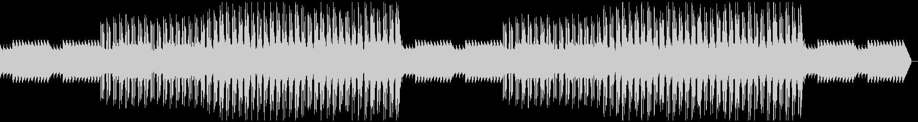 Lo-FI Hiphop 2の未再生の波形
