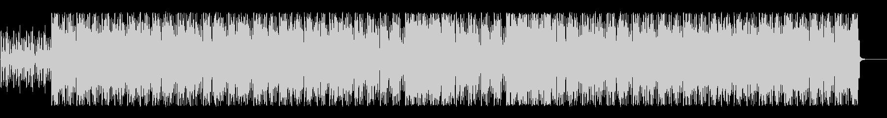 ガムラン等による奇異なケルト音楽の未再生の波形