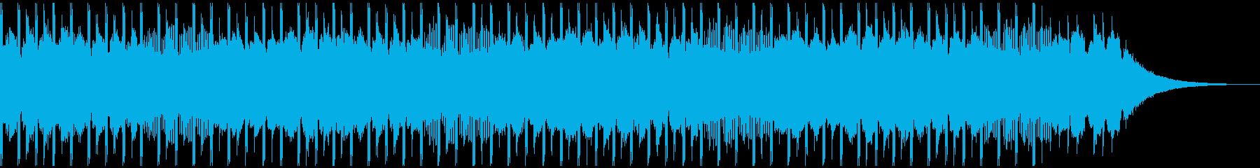 成功した企業(30秒)の再生済みの波形