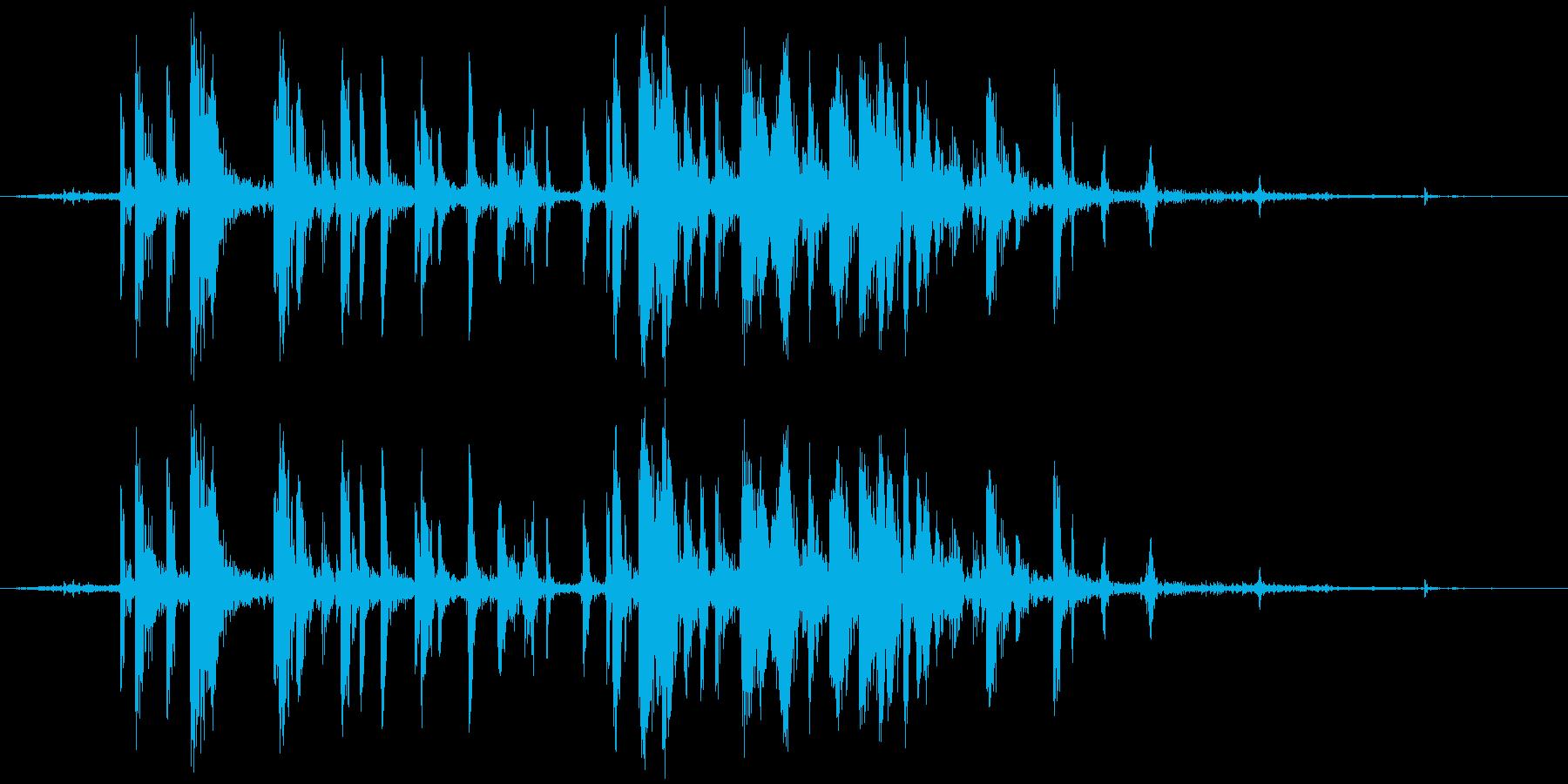 速報;ヴィンテージ録音;雑多なクラ...の再生済みの波形