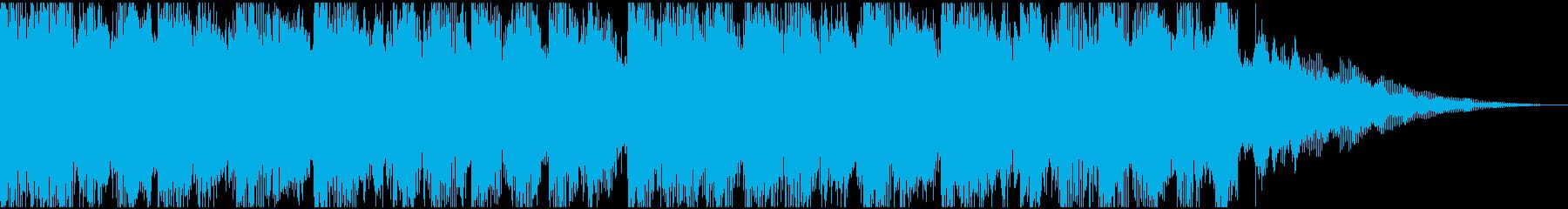 現代の交響曲 アンビエント 企業イ...の再生済みの波形