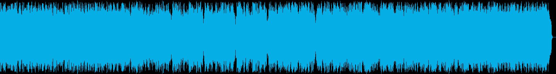ボールアウト、アグレッシブなアグレ...の再生済みの波形