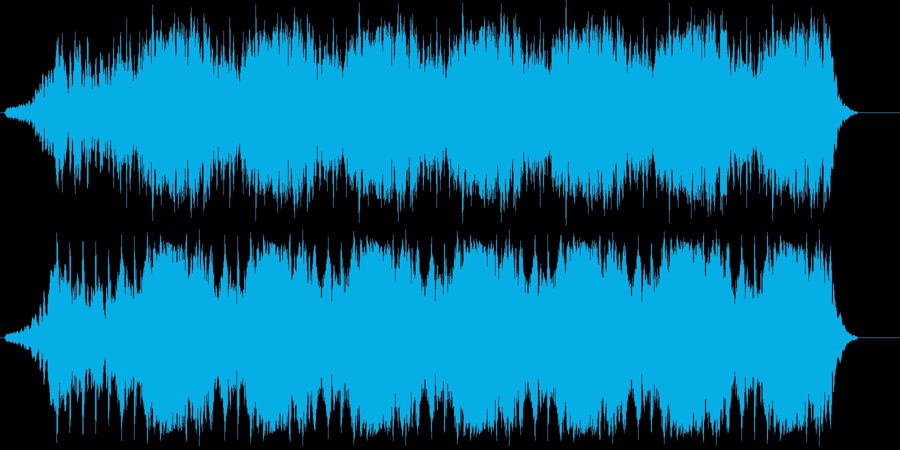 科学 機械 ドキュメント 報道 不思議の再生済みの波形
