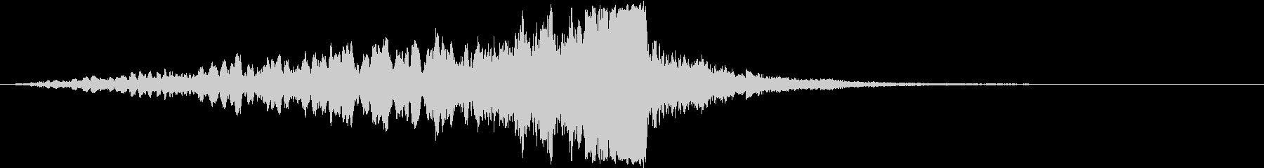 【シーン切替】ダークシネマサウンド_01の未再生の波形