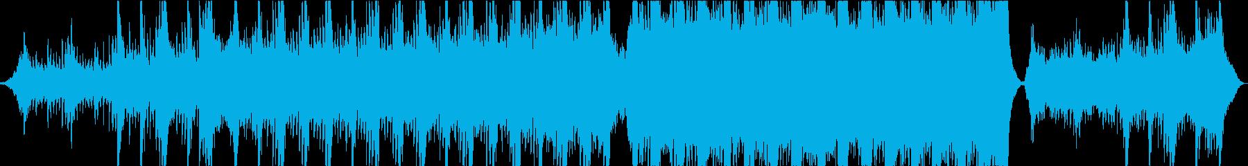 現代の交響曲 広い 壮大 心に強く...の再生済みの波形