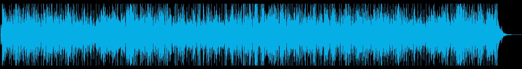 お洒落なジャズピアノトリオ28かっこいいの再生済みの波形