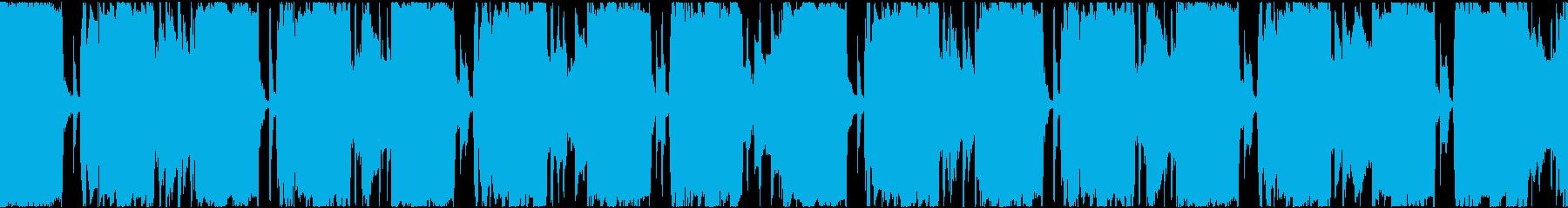 ポップ テクノ 代替案 トラップ ...の再生済みの波形