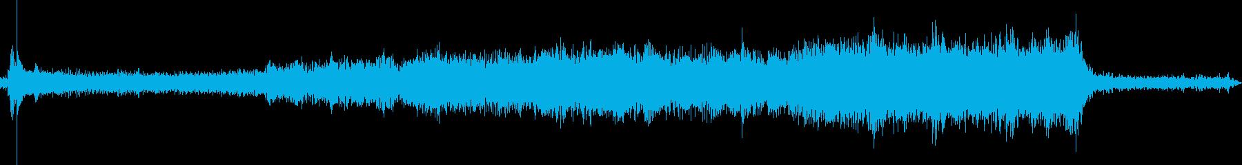 ドアガレージジャイアントクローズの再生済みの波形