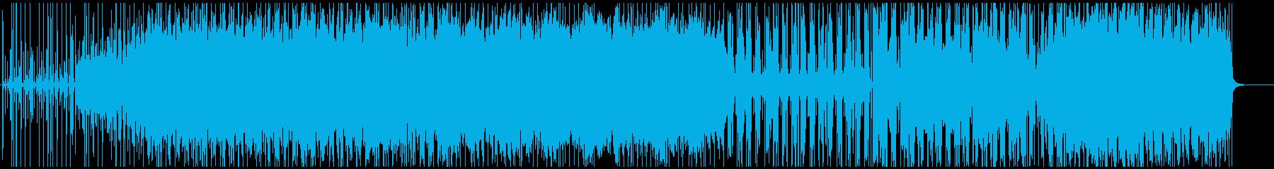 朝焼け・夕焼けの似合うLo-Fi Hipの再生済みの波形