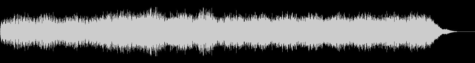 KANTアンビエント混沌200616の未再生の波形