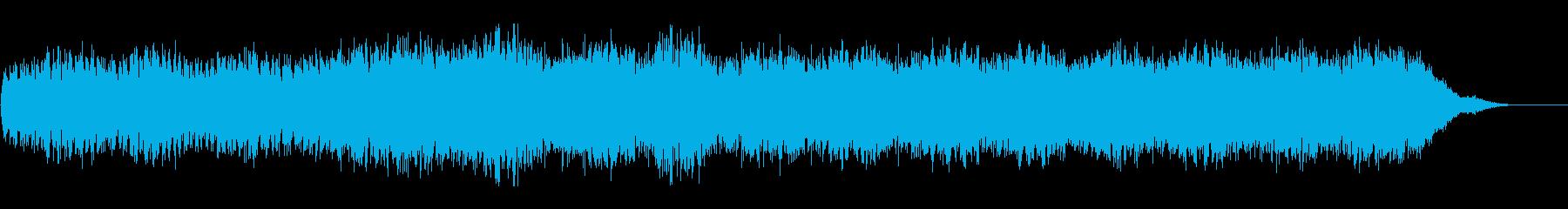 KANTアンビエント混沌200616の再生済みの波形