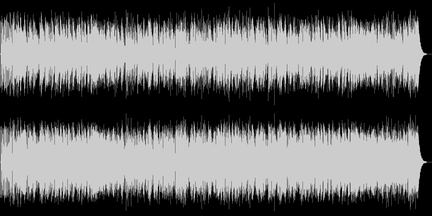 「タイス」の瞑想曲Jazzの未再生の波形