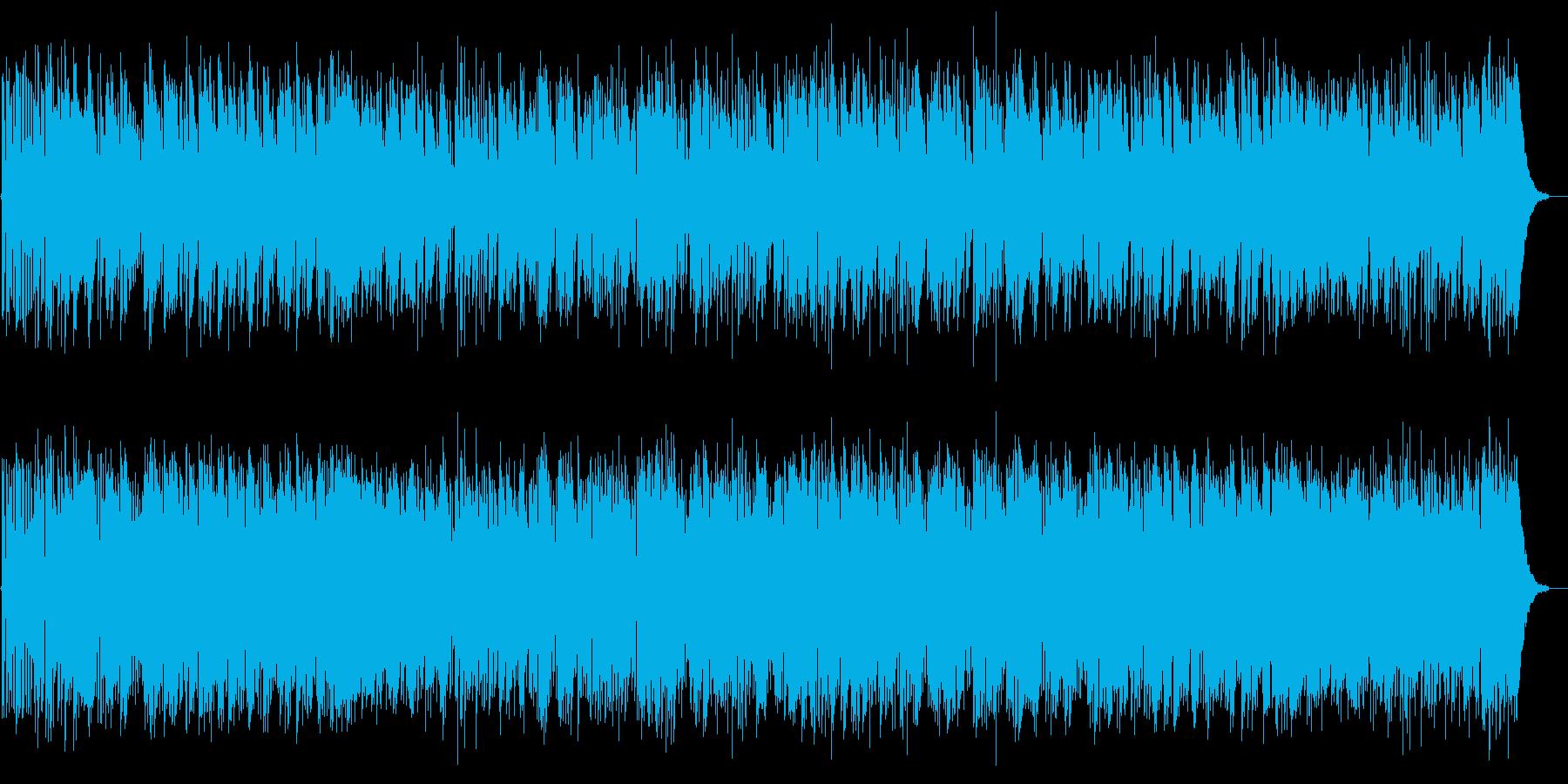 「タイス」の瞑想曲Jazzの再生済みの波形