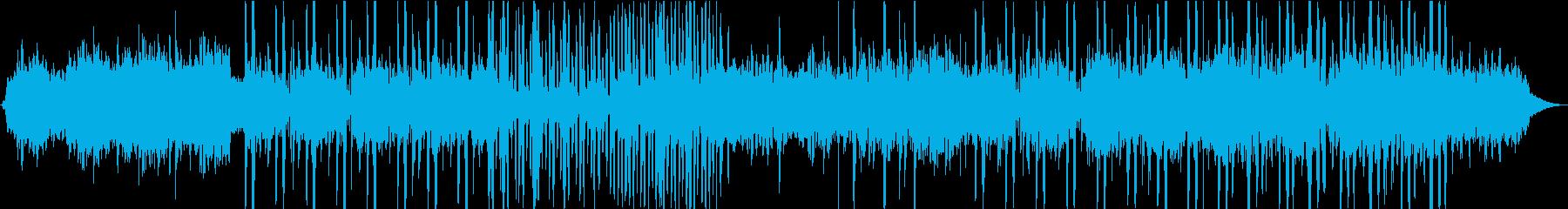PV】冷たくクールなエレクトロチルの再生済みの波形