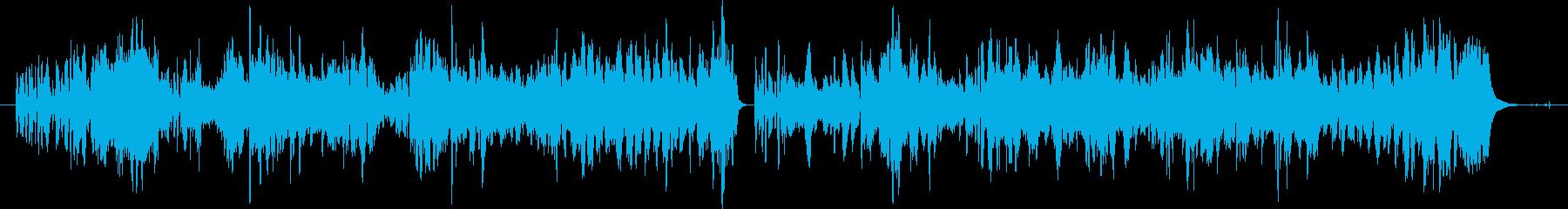 リサイタルモードのソロボリンは瞑想...の再生済みの波形
