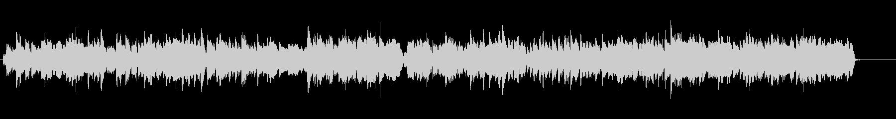 弦楽とピアノの四重奏、中世の感じの未再生の波形