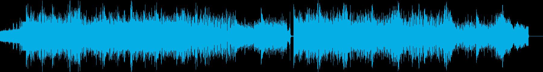 ★90年代ハッピーハードコア(ハピコア)の再生済みの波形
