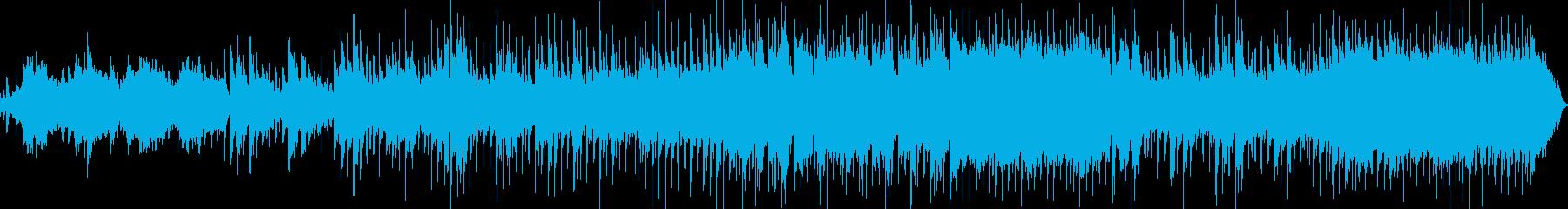 スロー。ピアノバー。リチャード・ク...の再生済みの波形