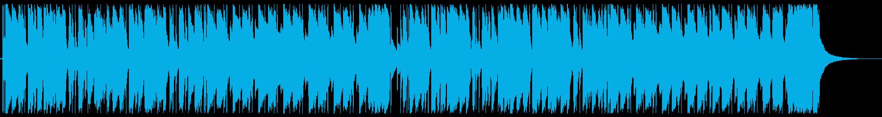 風変わりな、ロカビリーギタードリブ...の再生済みの波形