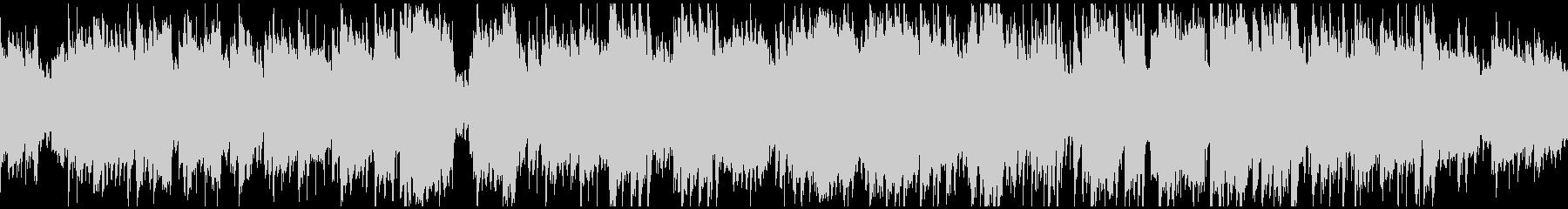ほのぼの和洋折衷な日常BGM ※ループ版の未再生の波形