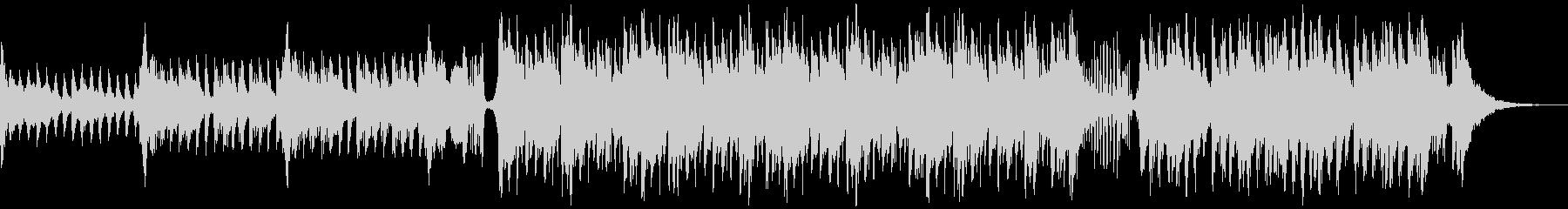 トレーラー・ヒップホップの未再生の波形