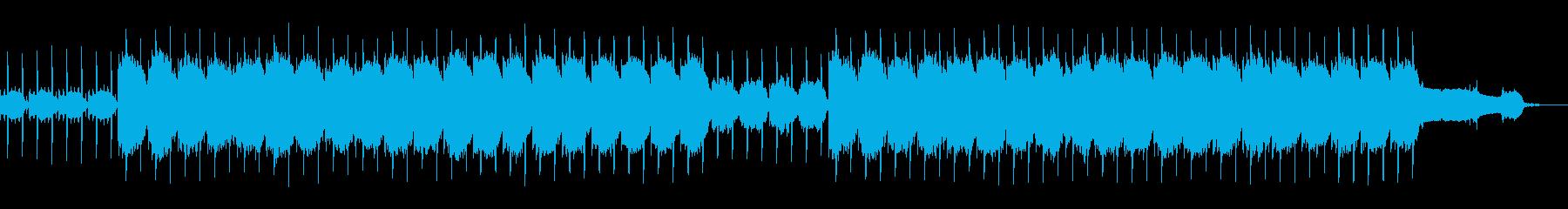 サックスが心地いいlofi-hiphopの再生済みの波形