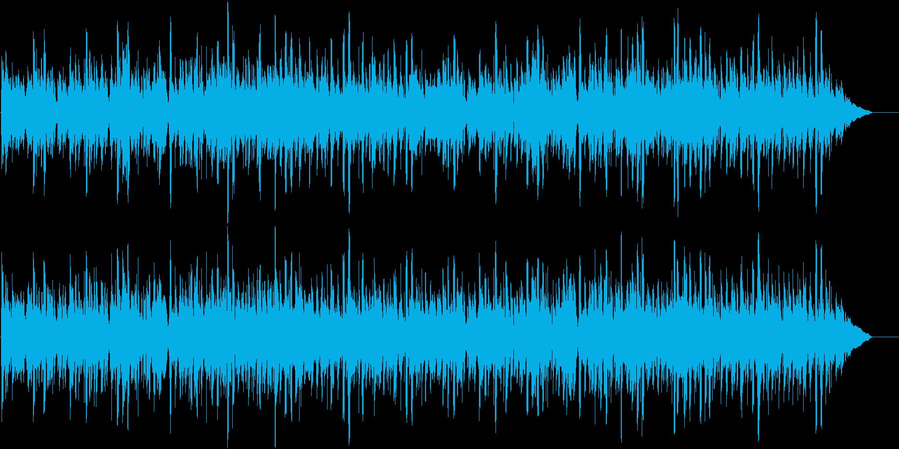 バイオリンとアコギ・リズミカルなケルトの再生済みの波形