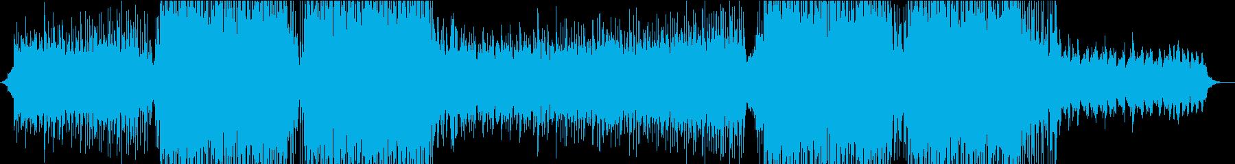 南国リゾ~ト! 爽快トロピカルハウス②の再生済みの波形