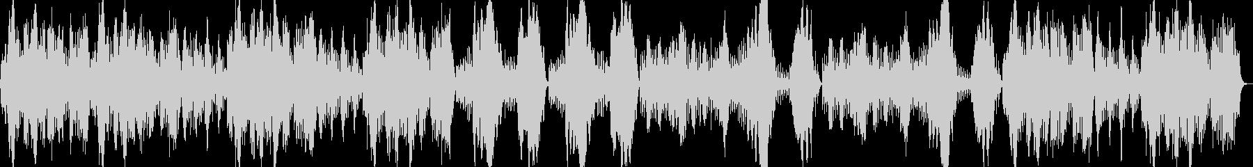 Bockelini's Menut / Bockelini's unreproduced waveform