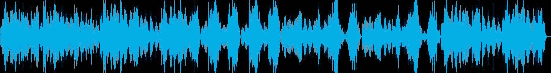 Bockelini's Menut / Bockelini's reproduced waveform