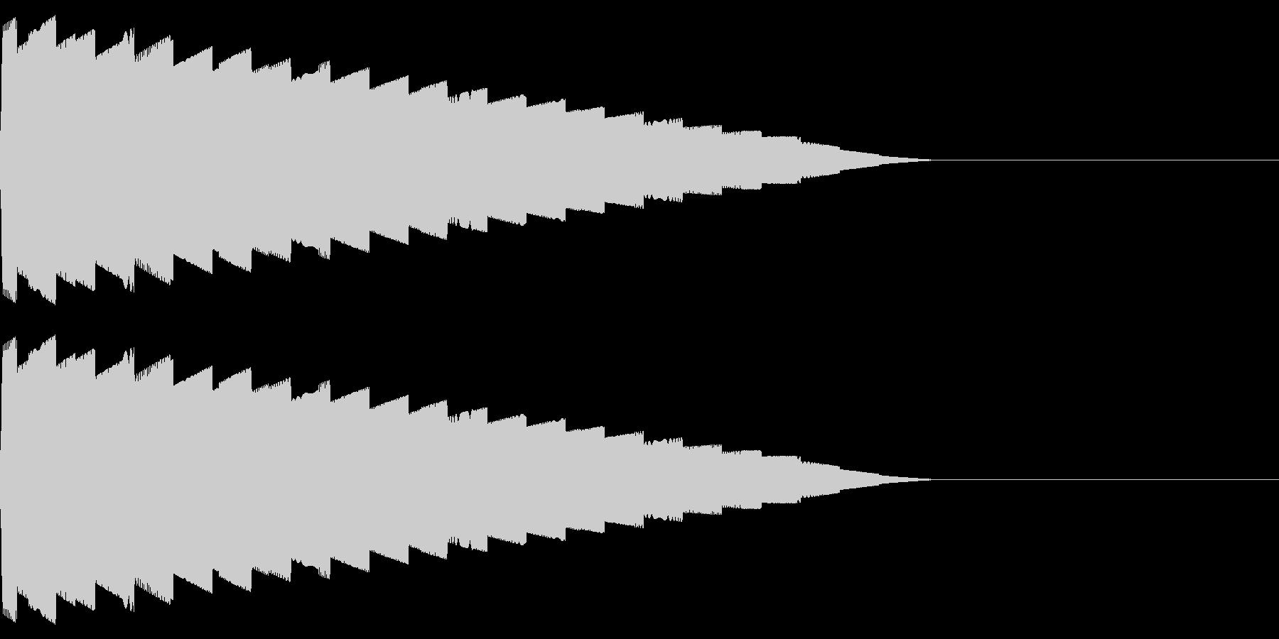 ピロリロ(ワープ/宇宙/ファミコンSFの未再生の波形