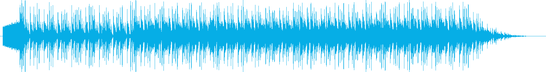 サックスの旋律が印象的な都会的なロックの再生済みの波形