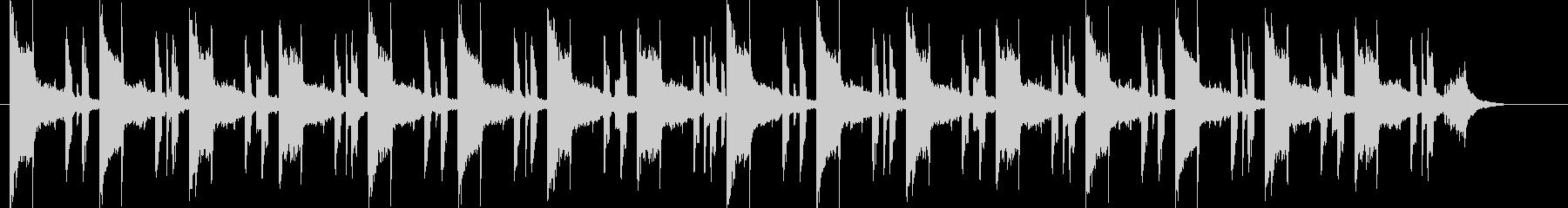 サイケデリックで眠いヒップホップSH版の未再生の波形