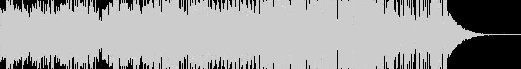 Brass Sectionの未再生の波形