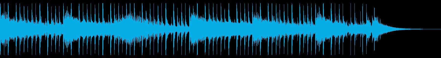 就職面接(30秒)の再生済みの波形