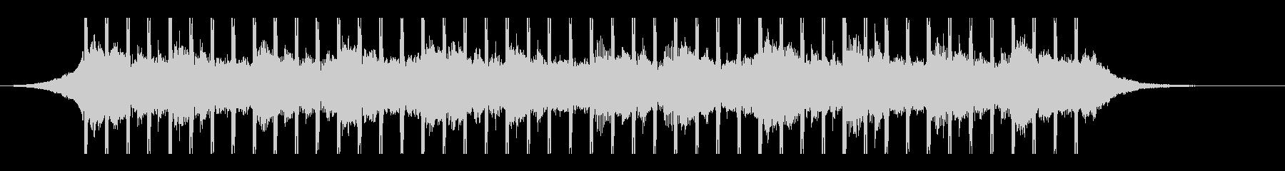 ビジネスプレゼンテーション用(30秒)の未再生の波形