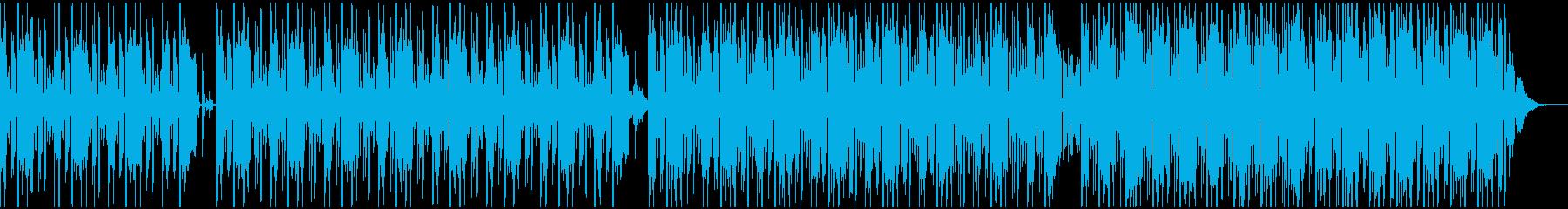 地下実験室な雰囲気エレクトロの再生済みの波形