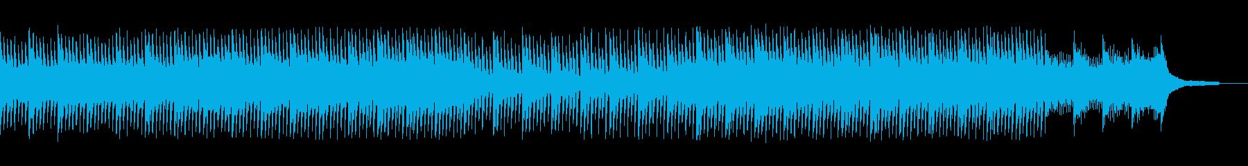 企業VP会社紹介透明感爽やか疾走感A12の再生済みの波形