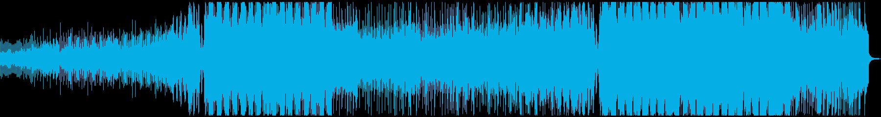 ダブステップ ポジティブ 明るい ...の再生済みの波形