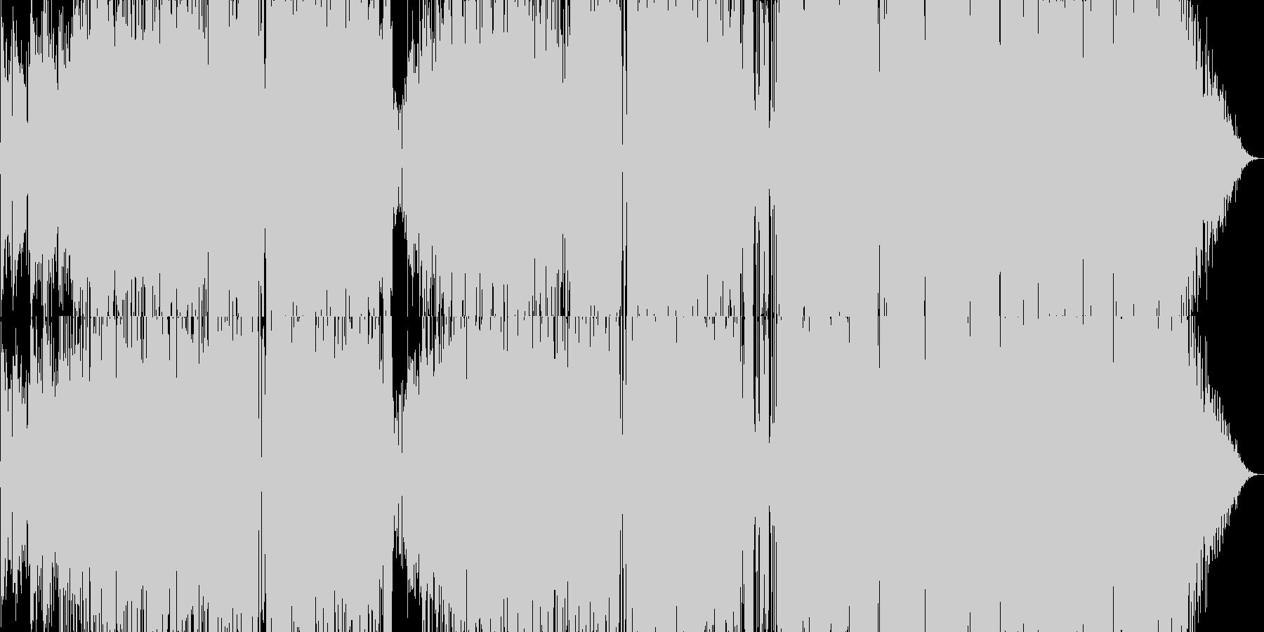 片耳でも両耳でも成立してしまう危うい曲の未再生の波形