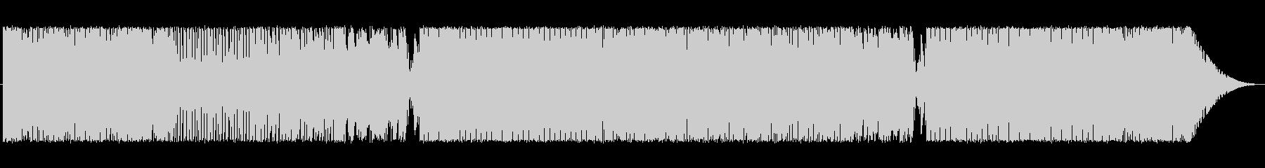 ポップス(ピアノ・Eピアノ)の未再生の波形