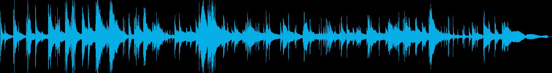 ヒーリングピアノ組曲 ただよう 8の再生済みの波形