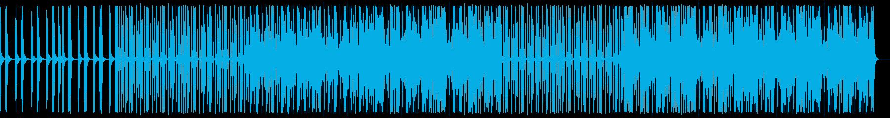キラキラ/ローファイ_No593_1の再生済みの波形