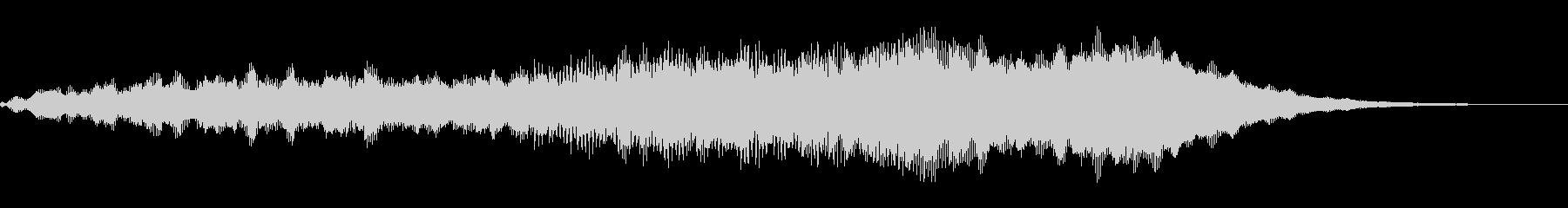 エンジェル・クワイア1の未再生の波形