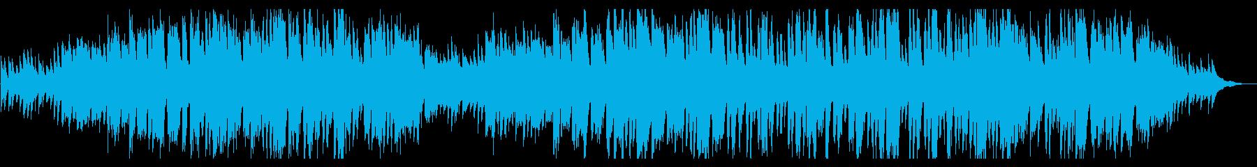 ✡都市伝説っぽいピアノ✡合唱✡クワイア✡の再生済みの波形