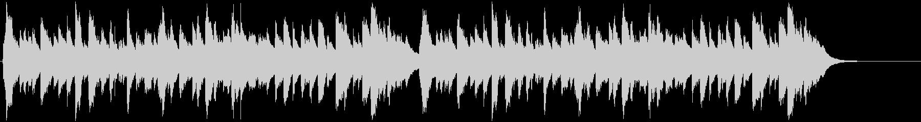 童謡【かたつむり】のアレンジ/ピアノソロの未再生の波形