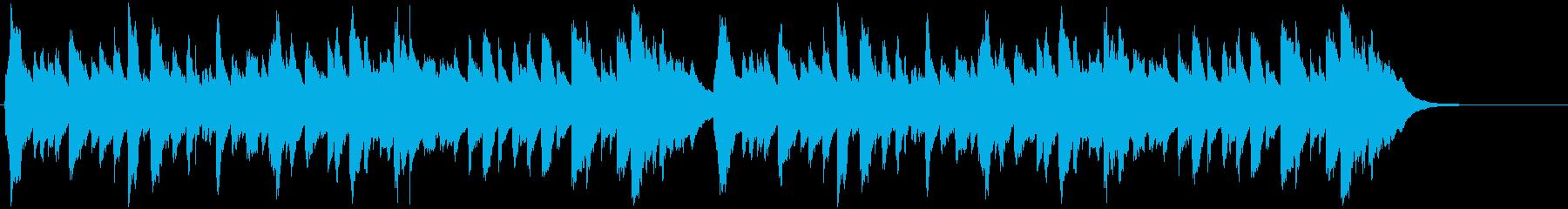 童謡【かたつむり】のアレンジ/ピアノソロの再生済みの波形