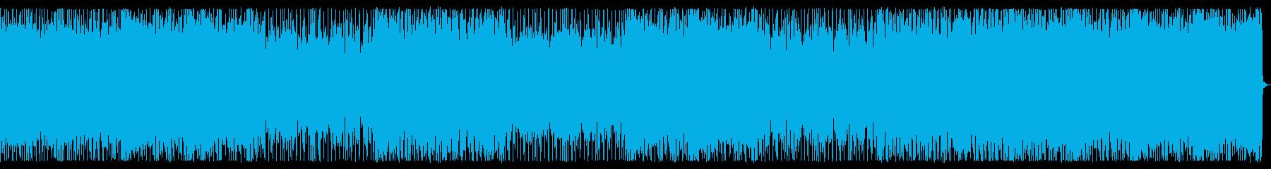 シンプル/おしゃれ/ディスコ_No439の再生済みの波形